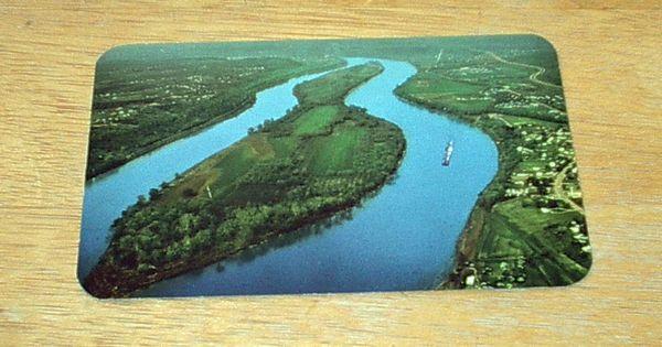 Parkersburg Wv Blennerhassett Island Ohio River My