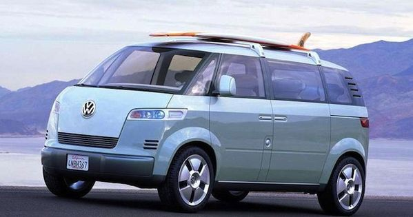 vw, please bring back the 2001 concept microbus, and make