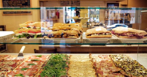 pizza al taglio in rome | k2 gelateria | pinterest | pizza, rome, Hause ideen