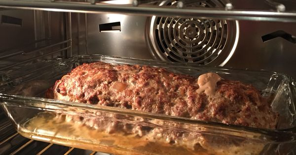 Meatloaf Yum So Fluffy With Steam Oven Wolf Steam Oven Pinterest Oven And Meatloaf
