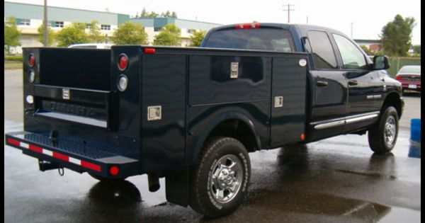 Imt Service Truck Bumper Step : Service truck bodies omaha body high canopy with