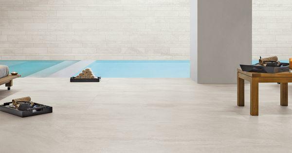 Steinoptik Uberzeugt Mit Tauschend Echten Oberflachen Steinboden Fliesen Wohnzimmer