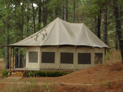 Exclusive Tents Ultra Luxury African Canvas Safari Tents
