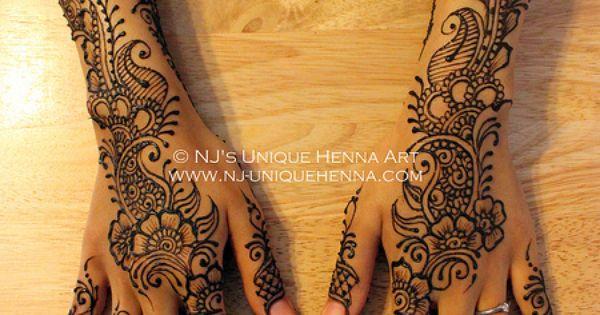Bridal Mehndi Rates Nj : Sarah k s bridal henna nj unique art