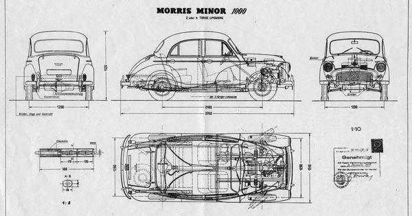 minimania com  images  minor blueprint 1956 1000