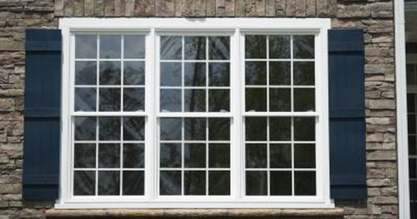 Window Putty Also Known As Glazing Adheres And Seals The Window Pane To The Frame Whether You Re Replacing Windows Exterior Shutters Exterior Vinyl Shutters