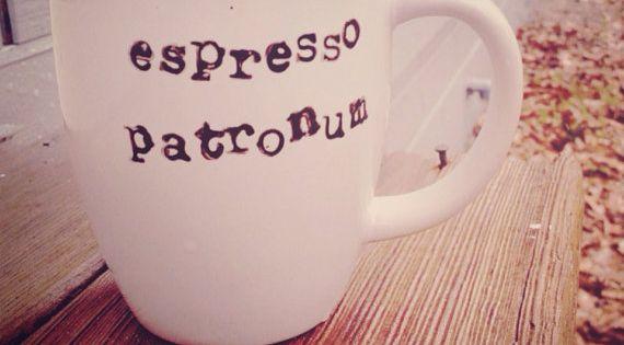 Perfect for a caffeine addiction potterhead! :)