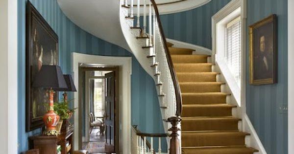 Miles redd architecture pinterest escaliers - Couleur escalier interieur ...