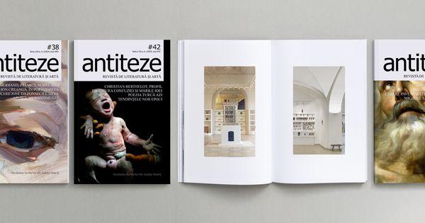 Antiteze Polaroid Film Literature Graphic