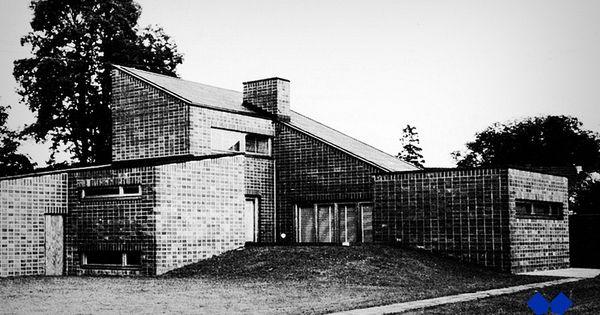 Oswald Mathias Ungers with K L Dietzsch Steimel House