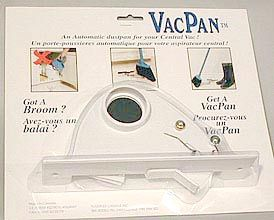 Central Vacuum Vac Pan Toe Kick Central Vacuum Baseboards Vacuums