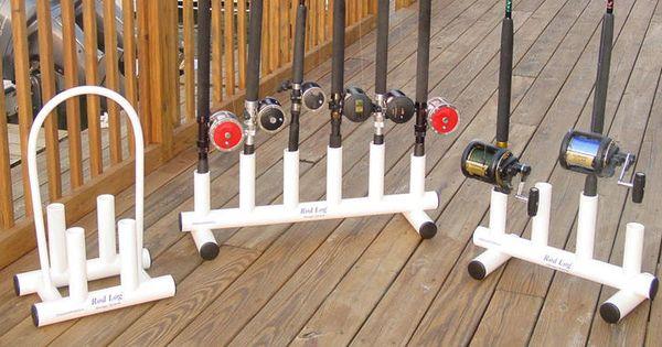 Fishing Pole Storage Plans Rod Log Rod Racks For Fishing