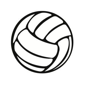 Free Svg File Download Volleyball Beaoriginal Blog Ballon