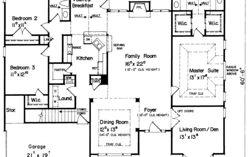 Chadwick Home Plans And House Plans By Frank Betz
