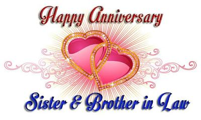 Anniversary Cards For Brother And Bhabhi Anniversary Wishes For Sister Happy Marriage Anniversary Wedding Anniversary Wishes