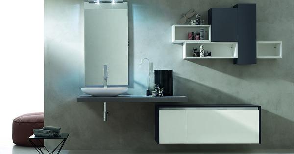 Modern bathroom vanities modern bathrooms jpg - Arredobagno Su Ersi Livelli Da Arredissima