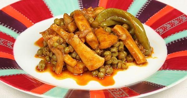 Recette marguet jelbana be soubia de la cuisine tunisienne - Cuisine tunisienne tajine ...