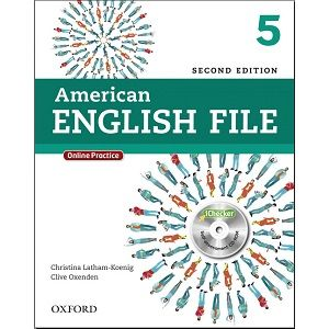 American English File 5 Student Book 2nd Edition Como Estudar