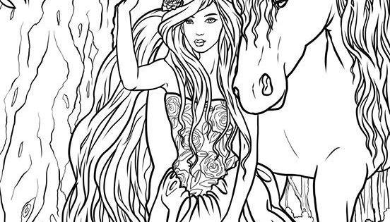 Selina Fenech Unicorn Fantasy Myth Mythical Mystical