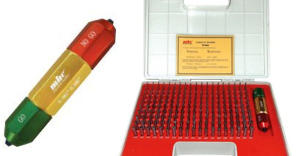 Mhc Precision Steel Pin Gage Sets Class Precision Measuring Measuring Tools Precision