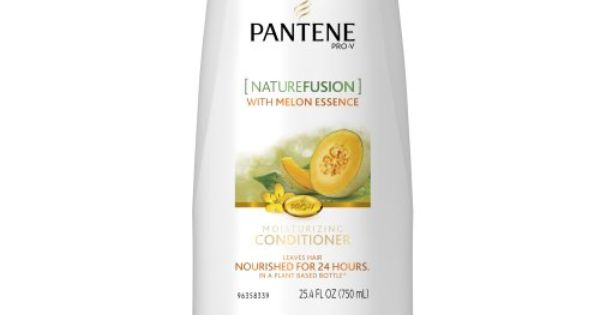 Pantene Pro V Nature Fusion Moisturizing Conditioner With Melon Essence 25 4 Fluid Ounce Pack Of 2 Packaging With Images Pantene Conditioner Moisturizing Conditioner