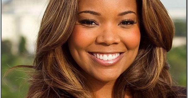 Honey Brown Hair Dye On Black Women Hair Pinterest