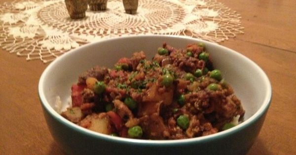 ... /recipes/142657-Curried_Ground_Turkey_with_Potatoes?… | Pinteres