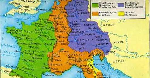 charlemagne's influences on europe Charlemagne's rule greatly influenced europe's push to create a unique civilization different from that of rome or other ancient empires early.