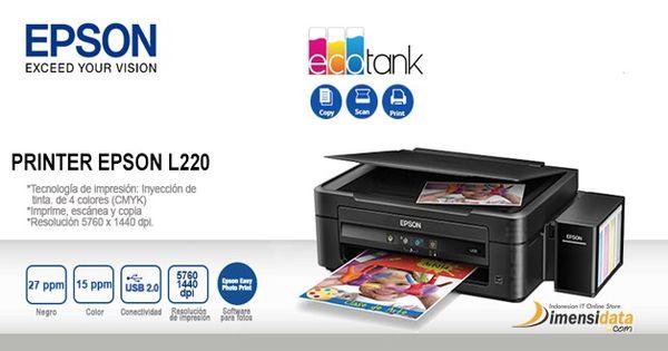 Kelebihan Serta Kekurangan Spesifikasi Printer Epson L220 Inkjet All In One Dan Harga Terbaru Juni 2016 Printer Ecotank Printer Gopro