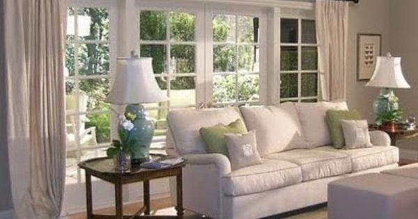 Window Treatments Living Room, Window Treatment Ideas For Living Room