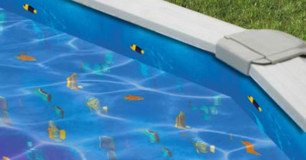 Spray On Pool Liner 93 Best Above Ground Pool Liners Images On Pinterest  Ground .