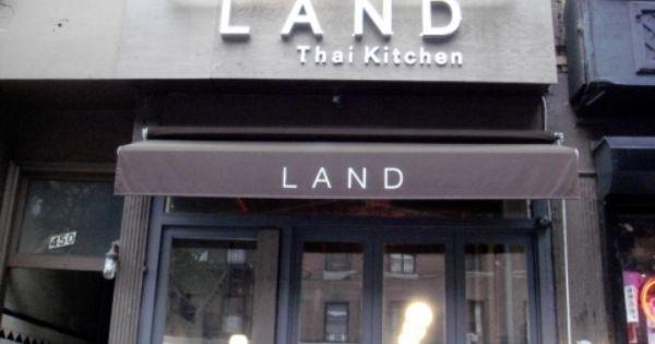 Bff S Favorite Restaurant In Nyc Land Thai Kitchen 450 Amsterdam