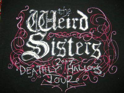 Weird Sisters Shirt By Alaisiaga On Deviantart Weird Sisters Magic Words Sabrina Witch