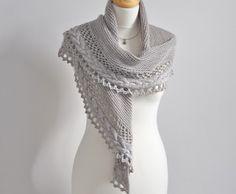Epingle Sur Chale Crochet