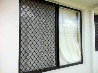 The Benefits Of Security Window Screens To Home Owners With Kids Security Is A Basic Human Need And To Ensure Window Grill Design Window Grill Window Screens