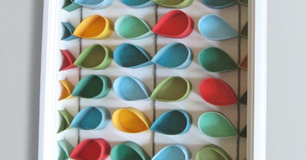Orla Kiely inspired toilet paper art| some more things to do with