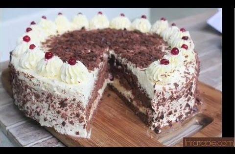 Recette de la f ret noire inratable dessert pinterest recipes - Gateau vegan inratable ...