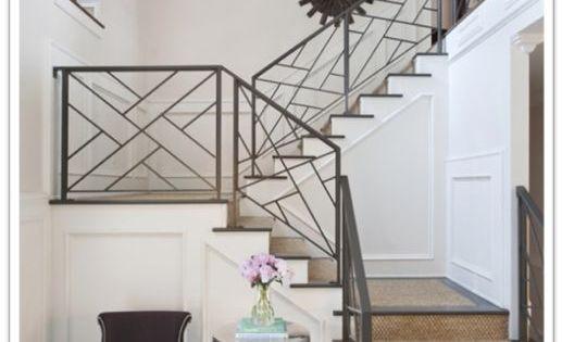 Stair Railing Ideas Modern Metals