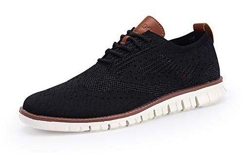 XIPAI Mens Casual Walking Shoes Mesh