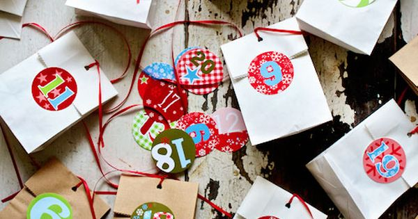 DIY Freebie Advent Calendar