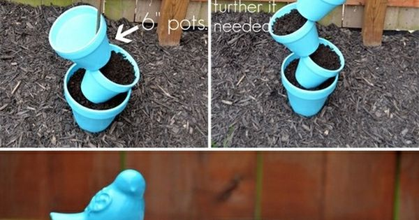DIY Project - one day when I have a garden. good for