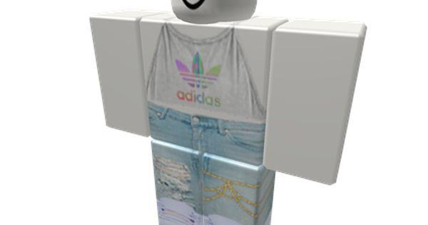 Baju Adidas Roblox