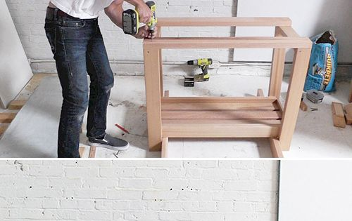 More DIY Kitchen Islands! • Lots of Ideas and Tutorials! Including, from