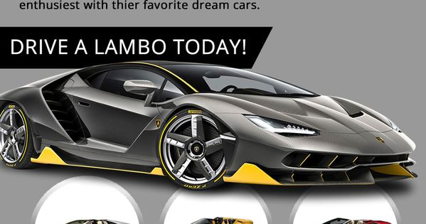 How Much Does It Cost To Rent A Lambo In Miami