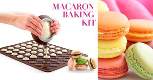 Macarons Kit Ica