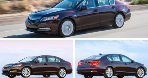 2020 Acura Rlx Review Pricing And Specs Acura Awd First Drive