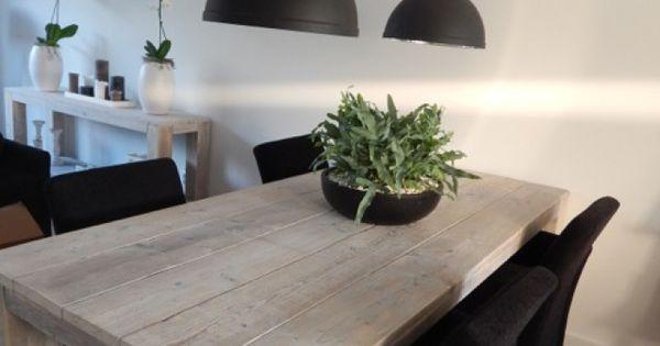 Zeer Mooie Steigerhout Tafel Google Eens Op Marktplaats Op