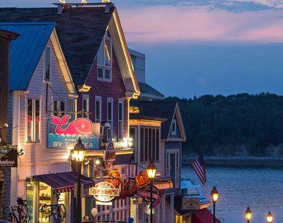 Bar Harbor Maine Vacation Ideas Pinterest