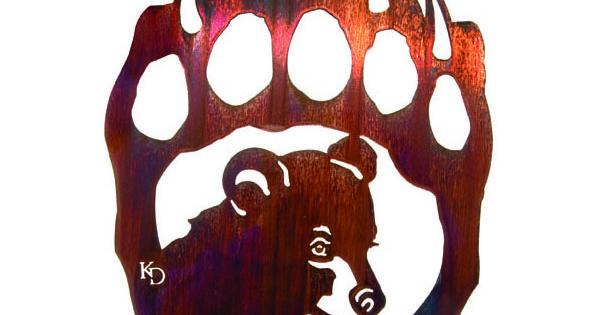 native american bear paw tattoo bear claw symbol