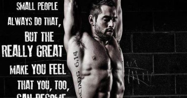 Rich Froning fitness quotes Great life quote